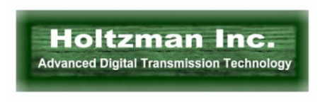 Holtzman Inc. - Advanced Digital Transmission Technology